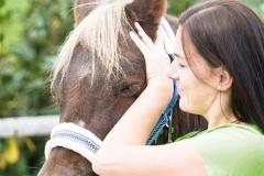 Carina Plöchl Omnipathie® Pferd